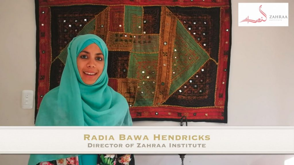"""The Light Within"" by Radia Bawa Hendricks"