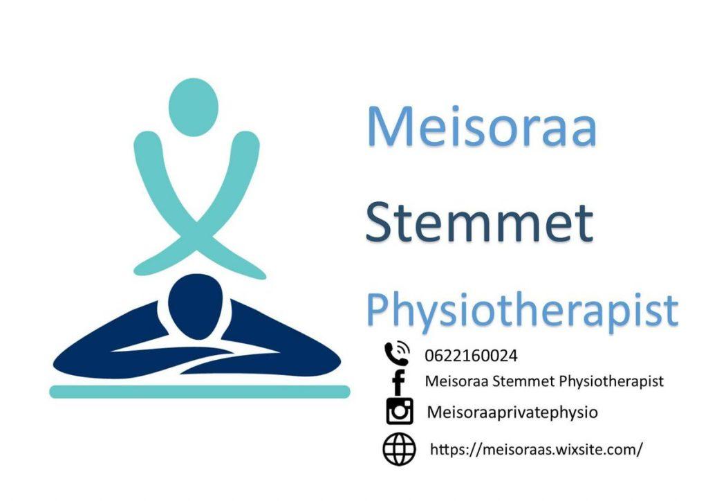 Meisoraa Stemmet Physiotherapist